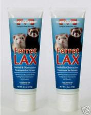 Ferret Marshall Lax Hairball Remedy Treatment 2 x 3oz Tube