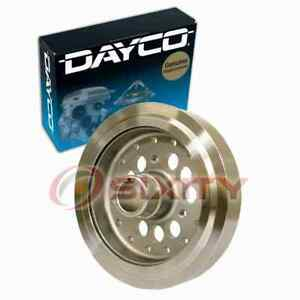 Dayco Engine Harmonic Balancer for 1988-1995 Chevrolet K1500 5.7L V8 kl