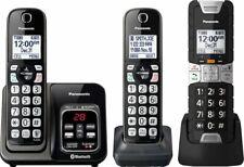 KX-TGD583M Panasonic Cordless Bluetooth Link2cell 3 handsets 1 Rugged handset
