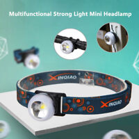 4 Mode 1000LM XM-L T6 LED Headlamp Rechargeable Headlight 18650 Head Torch Lamp