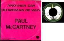 PAUL MACCARTNEY 45 TOURS BELGIQUE ANOTHER DAY