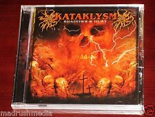 Kataklysm: Shadows & Dust CD 2002 And Nuclear Blast Records USA NB 1032-2 NEW