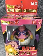Dragon Ball Super Battle Collection Majin Boo Bandai 1997 New Sealed