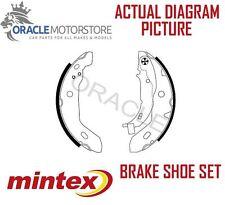 NEW MINTEX REAR BRAKE SHOE SET BRAKING SHOES GENUINE OE QUALITY MFR437