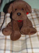 Chocolate Brown Labrador Retriever Puppy Plush Toy