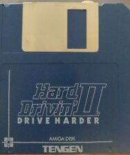 Hard Drivin II (Tengen 1989) Amiga (Disc) Classic-Game 100% OK