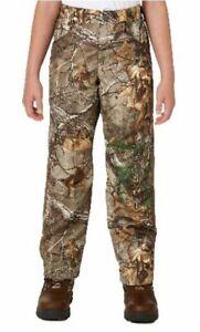 NWT Field & Stream Youth LW Ripstop Camo Cargo Pants (Size: L, YHA2001XTRA, ~$45