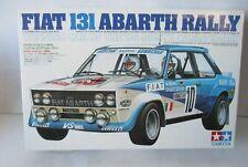 Tamiya 1:20 Fiat 131 Abarth Rally