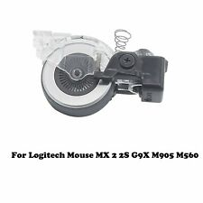 Universal Metal Wheel Mouse For Logitech Mouse MX Anywhere2 2S G9X M905 M560