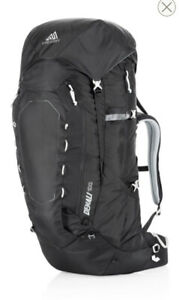 Gregory Denali 100 Mountaineering Backpack, Black, Medium