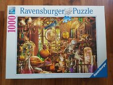 Ravensburger Merlin's Laboratory 1000 Piece Jigsaw Puzzle Wizard Magic