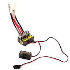 Rc Car Rc Truck Brushed Speed Controller Max 320A with Reverse, Brake WS V5 K2G7