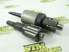 """Pair Of Adjustable Roll Burnishing Tools Madison 1.750"""" & Elliott 1-11/16"""""""