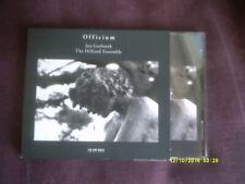 JAN GARBAREK,THE HILLIARD ENSEMBLE-OFFICIUM ECM CD