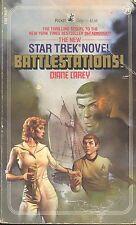 Star Trek Novel: Battlestation by Carey (1986, Paperback)