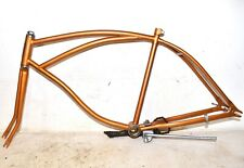 Shelby Flyer Bicycle * FRAME FORK HEAD BADGE CHAIN * Vintage Balloon Bike Part