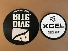 DIVING GEAR Scuba Diver Dive Rite X-large Glossy Decal Sticker Xcel