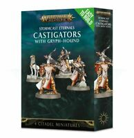 Easy to Build Castigators with Gryph-hound - Age of Sigmar - Brand New! 71-08