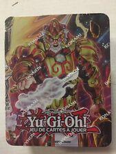French Yugioh 2014 Mega-Tin Tiger King For Card Game Ccg Tcg