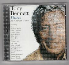 TONY BENNETT  =  {CD - 19 TRACKS}  =  DUETS AN AMERICAN CLASSIC  =