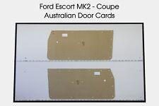 Sunny 1966-1969 Datsun 1000 B10 2-Door Sedan Door Cards Blank Trim Panels