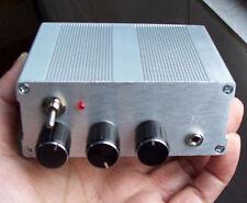 Airband Radio Receiver Aviation Band Receiver + manual + Al Case DIY KITs