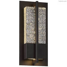 Omni LED Indoor/Outdoor Wall Sconce By Modern Forms Item #: MFM513711 Finish: Br