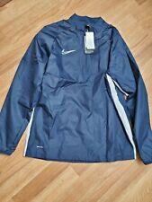 Nike Men's Shield Academy Drill Top AJ9097-451 Navy Blue Medium FC316