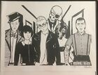 Tim Armstrong J Bonner Rock N Roll Theater #/100 2011 Poster Child Print