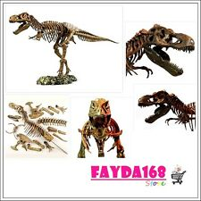 "36"" LARGE T-Rex Skeleton Realistic Dinosaur Model Science Museum Education Toys"