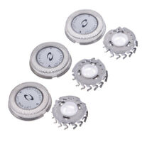 1/3Pcs Shaver heads blade cutters for philips norelco HQ4 HQ58 HQ56 replaceme YF