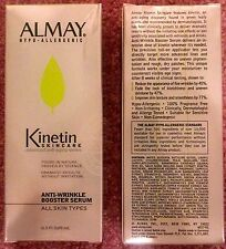 Almay Kinetin Skin Care Advanced Anti Aging Series, Anti Wrinkle Booster Serum