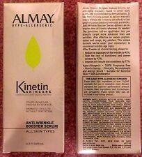 Almay Kinetin Skin Care Advanced Anti Aging Series, Anti Wrinkle Booster Serum
