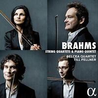 Brahms: Complete String Quartets And Piano Quintet - Belcea Quartet (NEW 2CD)
