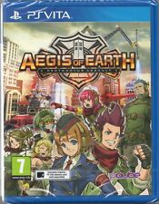 AEGIS OF EARTH: PROTONOVUS ASSAULT GAME PS Vita Sony Playstation ~ NEW / SEALED