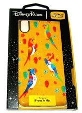 Disney Park OTTERBOX ✿ iPhone 10 XS MAX Case Enchanted Tiki Room Birds Fantasy