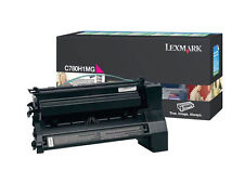 Lexmark C780H1MG  Cayan Laser Toner Cartridge High Yield -10,000pages