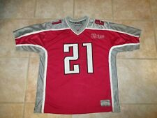 Vintage Marcus Camby Umass 21 basketball jersey men's L made by Steve & Barry's