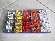 150 Wagoklemmen Set in Box 0,5-2,5, 2273-202 -203 -204 -205 -208