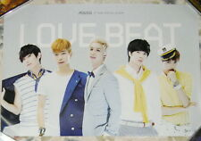 MBLAQ Special Love Beat 2013 Taiwan Promo Poster