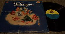 "The Care Bears ""Christmas"" KID STUFF LP"