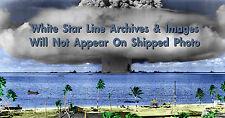 "Atomic Bomb Baker Detonation: Hi Res Color - Wide Field Ultra Premium 24""  x 44"""