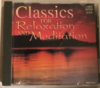 Classics for Relaxation & Meditation (CD)