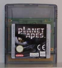 PLANET OF THE APES, PLANET OF THE APES - GAME BOY COLOUR - EUR - CARTRIDGE
