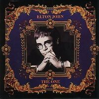 "ELTON JOHN ""THE ONE"" CD NEUWARE"