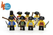 Genuine Vintage Lego Pirates & Imperial Soldiers Minifigure Bundle & Accessories