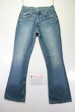 Levis 525 (Cod. F1849) Tg46 W32 L34 Jeans gebraucht hohe Taille Bootcut