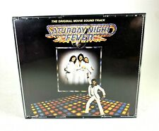 1977 Saturday Night Fever The Original Movie Sound Track CD - Original Release