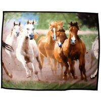 HKM Bedspread Made of Fleece -herde