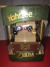 Yahtzee The Legend of Zelda Collector's Edition Game - Hasboro, Nintendo - NEW